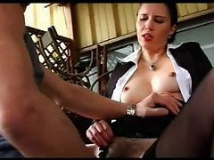Anale Bionda Casting Francese Babe