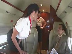 Bus Stewardess