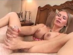 Blond Masturbation Rucken