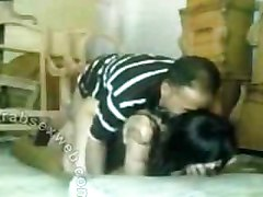 arab girl and old man hidden cam
