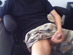 Masturbation Rucken