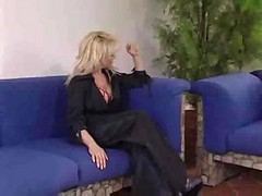 Hot Mature Blonde Cougar Donna Denrico