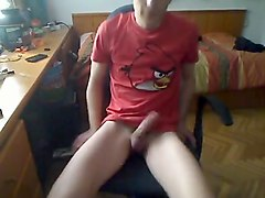 18 yo camboy with nice cock