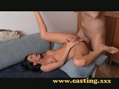 Casting - This Milf Is Made For Porn