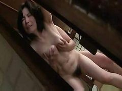 Mature Japanese Woman Gets Lathered Up And Sucks And Gets Eaten