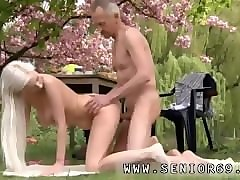 xxx old man and young girls movies paul is loving his breakfast in the