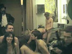 The Pregnant Nadya Tolokonnikova In Orgy