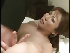 Asian Housewife-gets 2 Loads