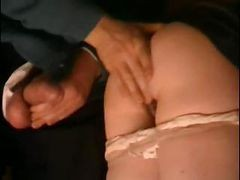 Vintage Young Girl  Getting Forced Anal
