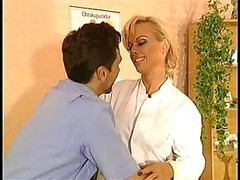German Pornstar Anal With The Doctor