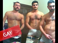 abder and friends - rabat - arab gay men - xarabcam