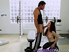 jessica cries as her brother in law fucks her doggystyle