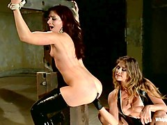 Damsel in Distress, Sheena Ryder, Submits to Felony's Heavy Hand