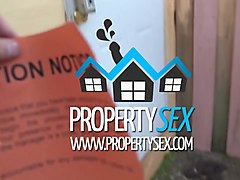 PropertySex Landlord Cheats on Wife With Sexy Young Tenant