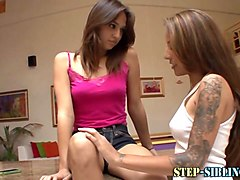 inked teen stepsister box
