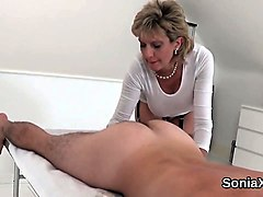 unfaithful british mature lady sonia flaunts her large natur