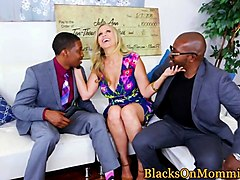 pornstar julia ann spitroasted in bbc trio