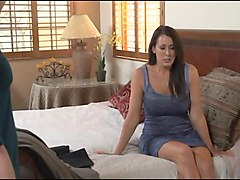 The ### Touch To Seduce My Big Tits Mom, N