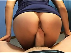 hot blonde big boobs mom begs for anal sex wi