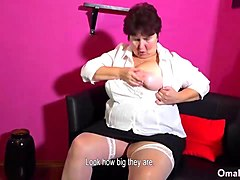 bbw mature grannies masturbating with toys