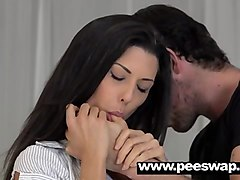 Piss in mouth & Piss ###ing Video 22