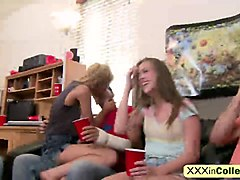 Blowjob Orgy College Sluts Interracial