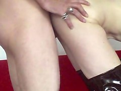 Milf fucked in front of her man long version