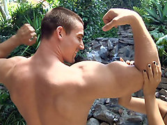 Kevin Falk in Perfectly Hung #4 scene 2 - Bromo