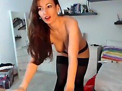 Pretty 007Vicious shows his black panties