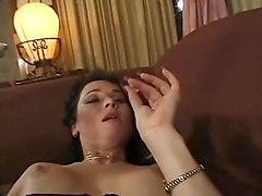 Catherine Count - 3 on 1 Anal