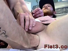 gay restraint fisting movies first time saline injection for
