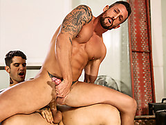 Nick North & Pierre Fitch in Erase And Rewind Part 1 - DrillMyHole