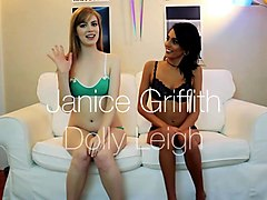 janice griffith and dolly leigh first time amateur style