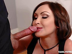 yasmin lets nephew bangs her pussy