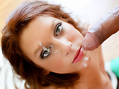 Sasha Summers in Sasha Summers's Nasty Facial Video
