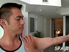 hot massage for gay dude video segment 1