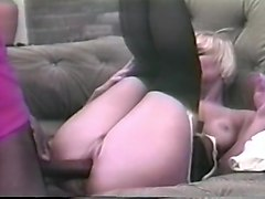 Hot Classic Interracial Fuck Fest