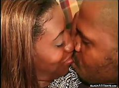 Black African Couple Fucks Great