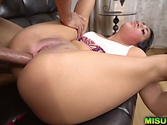 lexie banderas tight anal gets a happy birthday drill