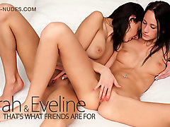 Eveline in Thats What Friends Are For - MCNudes