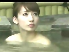 Japanese onsen hot spring hidden cam 2