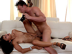Shrima Malati & Agent's Nephew in Tricky Casting With A Creampie - CasualTeenSex