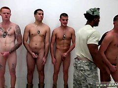 white wife in black military barracks gay the hazing the showering and the fucking