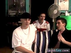 male male spanking bare and  boys spanking boys gay kelly beats the down hard