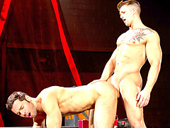 Dario Beck & Sebastian Kross in Clusterfuck! 1, Scene #02 - HotHouse