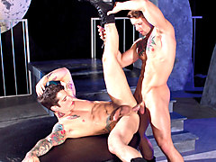 Sebastian Kross & Pierre Fitch in Magnums, Scene #03 - HotHouse