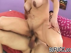 gild sofia soleil riding long shaft on couch