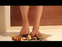 asian tickle dirty feet that are dirty 2