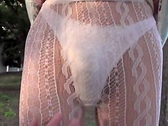 Japanese crossdresser amane outdoor 02