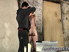 soft bedroom bondage movie gay poor leo can't escape as the